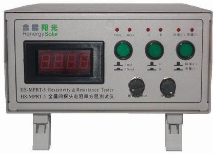 半导体器件企业 金属四探头电阻率方阻测试仪